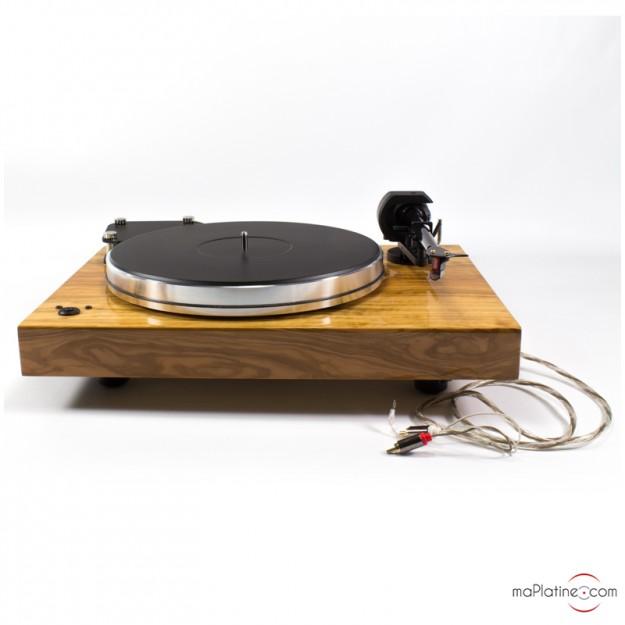 Platine vinyle d'occasion Pro-Ject X-Tension 9 avec cellule Cadenza Red