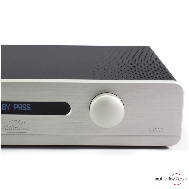 Atoll IN200 Signature integrated amplifier - maPlatine com