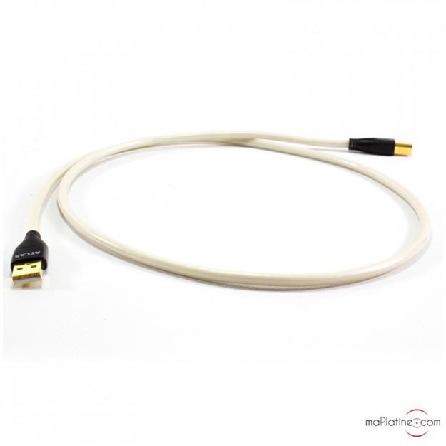 Câble USB A/B Atlas Element