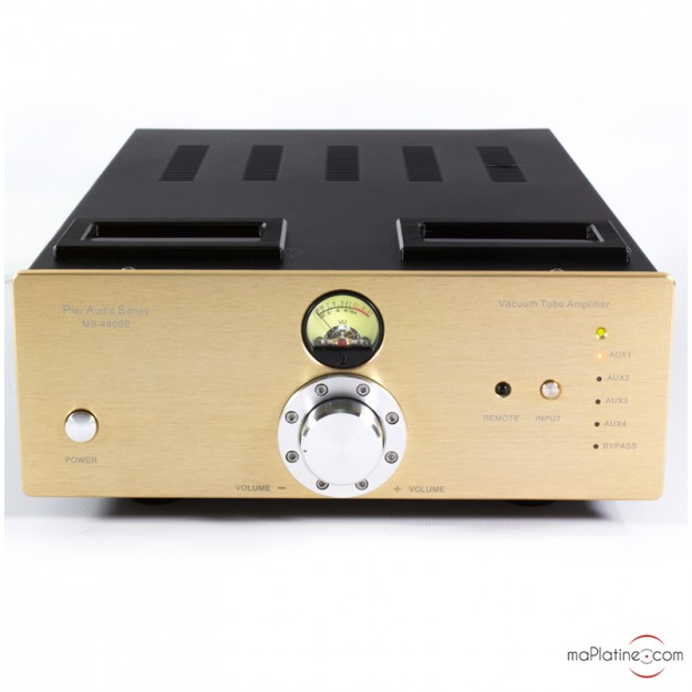 Amplificateur Pier-Audio MS 480SE