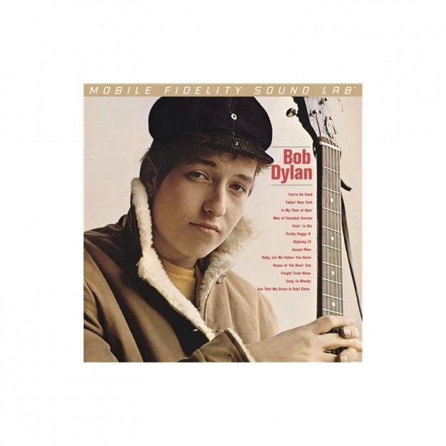 Disque vinyle Bob Dylan - Bob Dylan - 45RPM/2LPs - LMF420