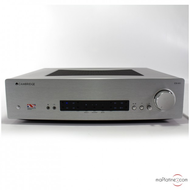 Amplificateur intégré Cambridge CXA80