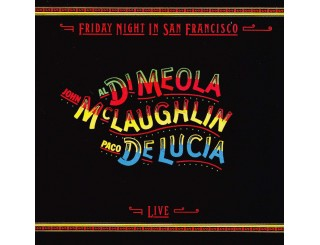 Disque vinyle De Lucia, Di Meola, McLaughlin - Friday Night in San Francisco