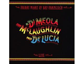 Disque vinyle De Lucia, Di Meola, McLaughlin - Friday Night in San Francisco