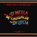 De Lucia, Di Meola, McLaughlin - Friday Night in San Francisco vinyl record