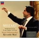 Mozart - Symphonies n°25, 35 and 39 (Riccardo Muti) vinyl record