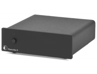 Pro-Ject Phono Box S phono preamplifier