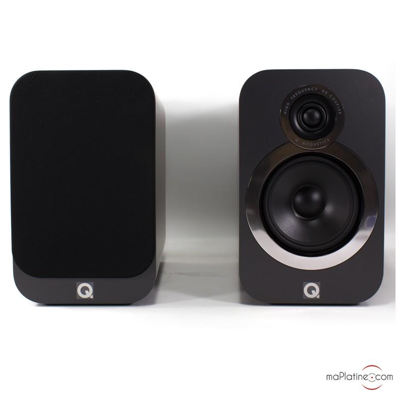 Enceintes De Bibliothque Q Acoustics 3020i NEW