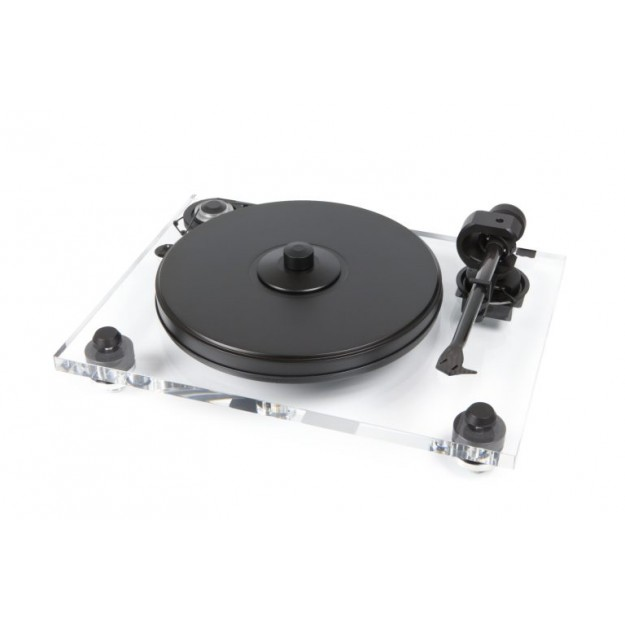 Platine vinyle manuelle Pro-Ject 2-XPERIENCE Acryl DC