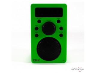 Radio portable Clint F4 DAB+/FM/Bluetooth