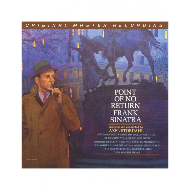 Disque vinyle Frank Sinatra - Point Of No Return - LLMF409