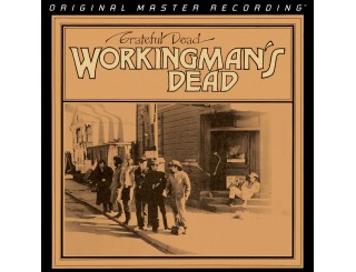 Disque vinyle Grateful Dead - Workingman's dead - 2LPs - LMF428-45