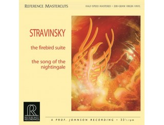 Disque vinyle Stravinsky - The Firebird Suite
