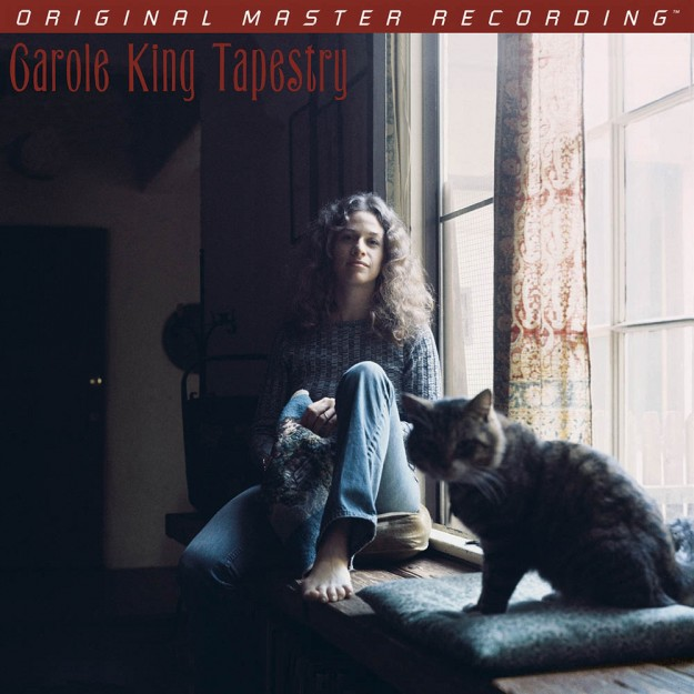 Disque vinyle Carole King - Tapestry - LMF414