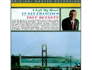 Disque vinyle Tony Bennett - I Left My Heart In San Francisco - LMF358
