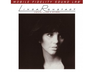 Disque vinyle Linda Ronstadt - Heart Like A Wheel - LMF472