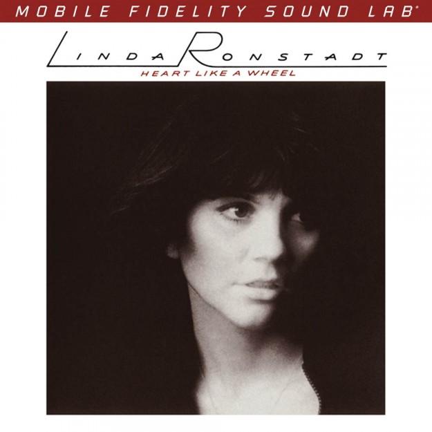 Disque vinyle Linda Ronstadt - Heart Like A Wheel - LMF472