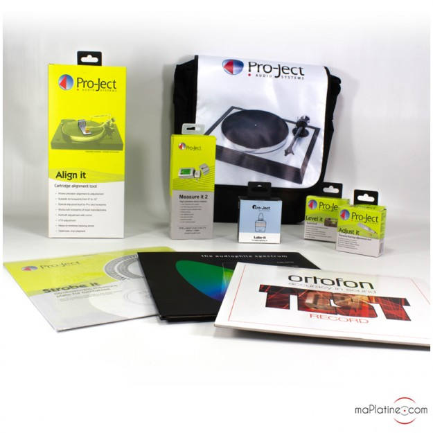 Pro-Ject Pro Turntable Adjustment Kit