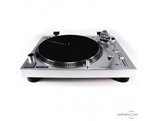 Platine vinyle Audio Technica AT-LP120X - Noir