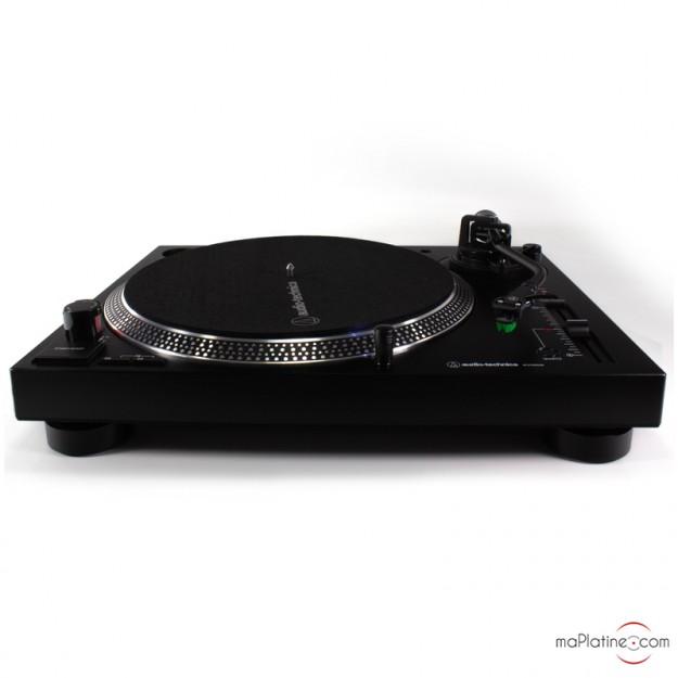 Platine vinyle Audio Technica AT-LP120X - Noir