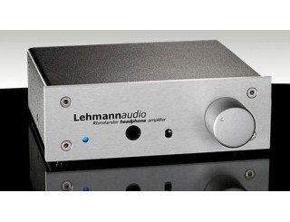 LEHMANN AUDIO RHINELANDER HEADPHONE AMPLIFIER