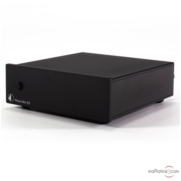 Préamplificateur phono d'occasion Pro-Ject Phono Box S2