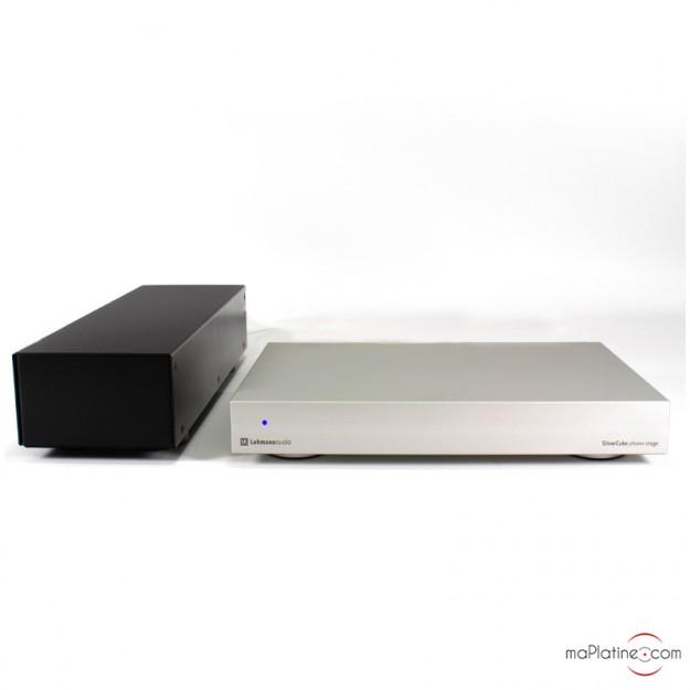 Préamplificateur phono Lehmann Audio Silver Cube