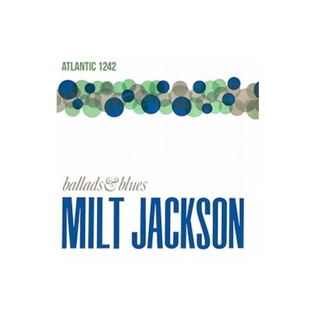 Disque vinyle Milt Jackson - Ballads and Blues - SD1242