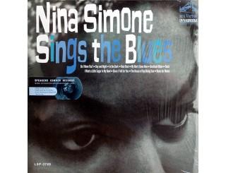 Disque vinyle Nina Simone - Sings the Blues - LSP3739