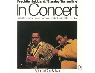 Disque vinyle Freddie Hubbard - With Stanley Turrentine - 2 LP - CTI6044/6049
