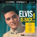 Elvis Presley - Is Back vinyl record - LSP2231