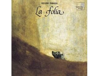 Disque vinyle La Folia - La Folia - HM1050