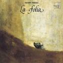 La Folia de la Spagna vinyl record - HM1050