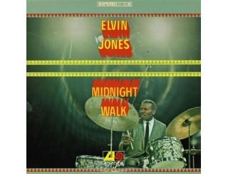 Disque vinyle Elvin Jones - Midnight Walk