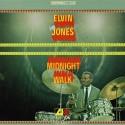 Elvin Jones - Midnight Walk vinyl record