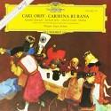 Carl Orff - Carmina Burana (by Jochum) vinyl record - DGGSLPM139362