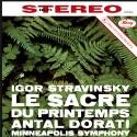 Stravinsky - Le Sacre du Printemps (by Dorati) vinyl record - SR90253