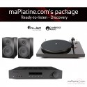 Ready-to-listen package - Discovery - black