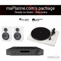 Ready-to-listen package - Discovery - white