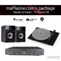 Ready-to-listen package - T1 Phono SB