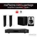 Amp & speakers package - Opale+