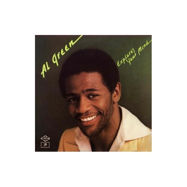 Disque vinyle Al Green - Explores Your Mind