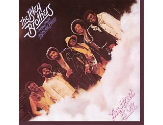 Disque vinyle Isley Brothers - The Heat Is On