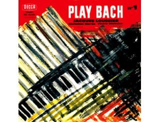 Disque vinyle Jacques Loussier - Play Bach