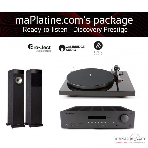 Pack prêt à l'écoute - Découverte Prestige