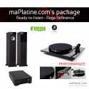 REGA Reference Ready-to-Listen Package- Black