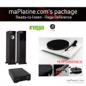 Ready-to-Listen Package - Rega Reference - White