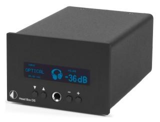 Pro-Ject HEAD BOX DS headphone amplifier