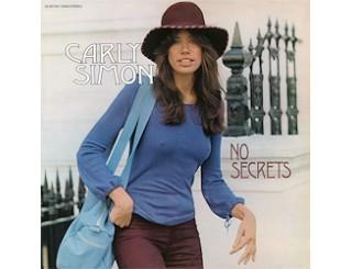 Disque vinyle Carly Simon - No Secrets - EKS75049