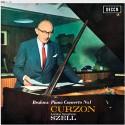 Brahms - Piano Concerto n°1 Curzon vinyl record - SXL6023